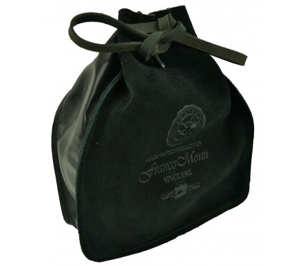 Мешок для Ремня черный, замша (арт. 103854) Franco Monti