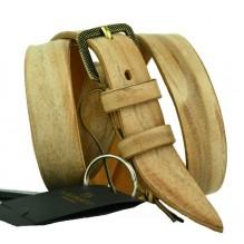 Женский узкий кожаный ремень (арт. 101021)