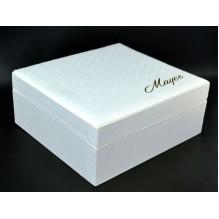 Премиум коробка для ремней (арт. 102146)