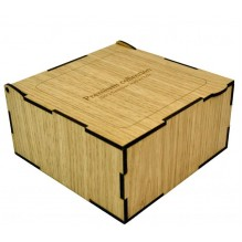 Коробка для ремней из ДСП (арт. 102132)