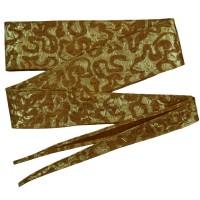 Широкий женский ремень-корсет кушак (арт. 101674)