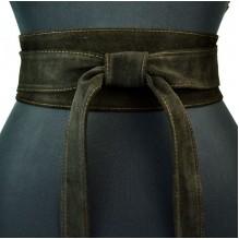 Широкий женский ремень-корсет кушак (арт. 101708)