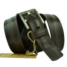 Мужской ремень для джинс большого размера (арт. 100752)