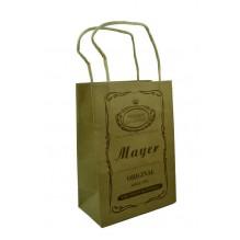 Бумажный пакет Mayer для ремней (арт. 102133)
