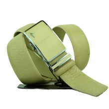 Мужской ремень для брюк с автоматической пряжкой (арт. 100378)