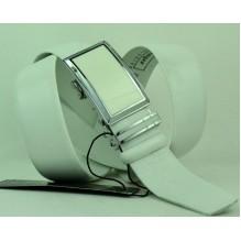 Мужской ремень для брюк с автоматической пряжкой (арт. 100377)