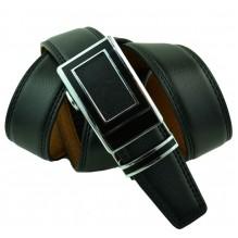 Мужской ремень для брюк с автоматической пряжкой (арт. 100524)