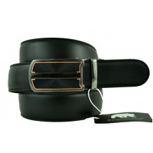 Мужской ремень для брюк с автоматической пряжкой (арт. 100491)