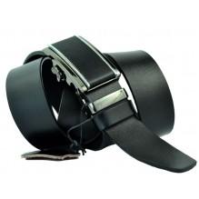 Мужской ремень для брюк с автоматической пряжкой (арт. 102183)