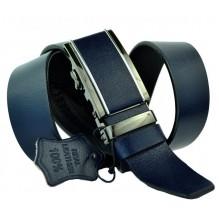 Мужской ремень для брюк с автоматической пряжкой (арт. 102182)