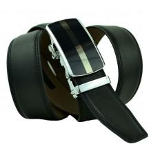 Мужской ремень для брюк с автоматической пряжкой (арт. 100440)