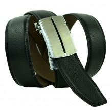 Мужской ремень для брюк с автоматической пряжкой (арт. 100445)