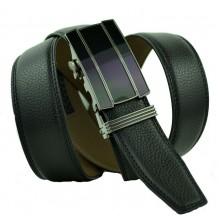 Мужской ремень для брюк с автоматической пряжкой (арт. 100443)