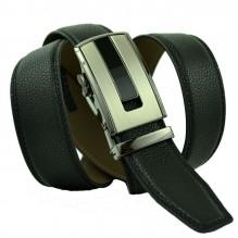 Мужской ремень для брюк с автоматической пряжкой (арт. 100442)