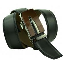 Мужской ремень для брюк с автоматической пряжкой (арт. 100439)