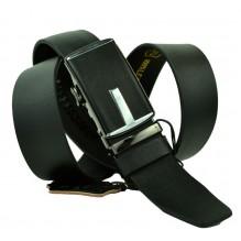 Мужской ремень для брюк с автоматической пряжкой (арт. 102181)