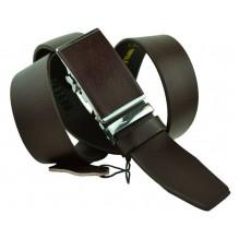 Мужской ремень для брюк с автоматической пряжкой (арт. 102177)