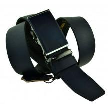 Мужской ремень для брюк с автоматической пряжкой (арт. 102178)