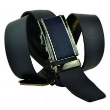 Мужской ремень для брюк с автоматической пряжкой (арт. 100438)
