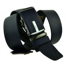 Мужской ремень для брюк с автоматической пряжкой (арт. 100436)