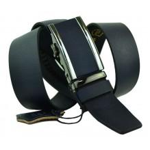 Мужской ремень для брюк с автоматической пряжкой (арт. 100437)
