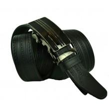 Мужской ремень для брюк с автоматической пряжкой (арт. 100427)