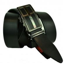 Мужской ремень для брюк с автоматической пряжкой (арт. 100429)