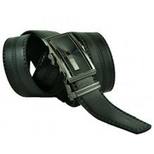 Мужской ремень для брюк с автоматической пряжкой (арт. 100435)