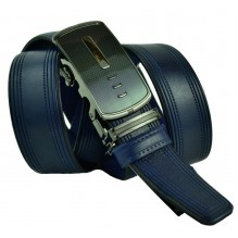 Мужской ремень для брюк с автоматической пряжкой (арт. 100397)