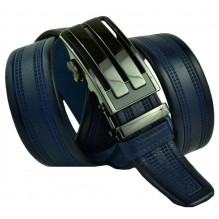Мужской ремень для брюк с автоматической пряжкой (арт. 100392)