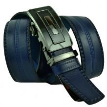 Мужской ремень для брюк с автоматической пряжкой (арт. 100396)