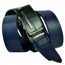Мужской ремень для брюк с автоматической пряжкой (арт. 100389)