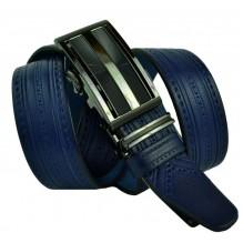 Мужской ремень для брюк с автоматической пряжкой (арт. 100394)