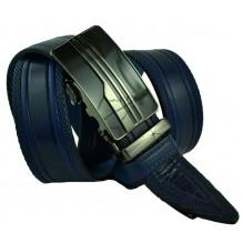 Мужской ремень для брюк с автоматической пряжкой (арт. 100388)