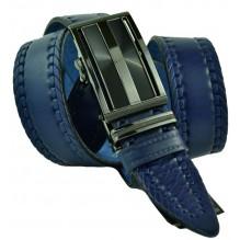Мужской ремень для брюк с автоматической пряжкой (арт. 100395)