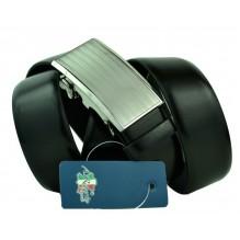 Мужской ремень для брюк с автоматической пряжкой (арт. 100446)