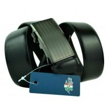 Мужской ремень для брюк с автоматической пряжкой (арт. 100447)