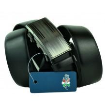 Мужской ремень для брюк с автоматической пряжкой (арт. 100449)