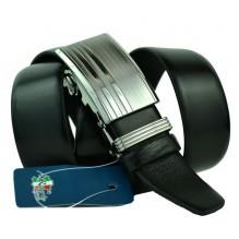 Мужской ремень для брюк с автоматической пряжкой (арт. 100450)