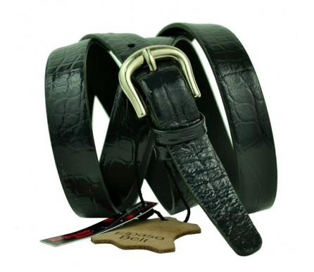 Женский узкий кожаный ремень (арт. 101024) Elpaso