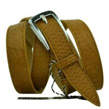 Женский узкий кожаный ремень (арт. 101040)