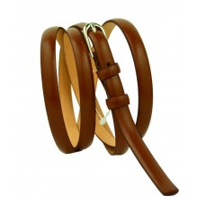 Женский узкий кожаный ремень (арт. 101331)