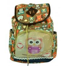 Рюкзак молодежный (арт. 201444) цвет разноцветный