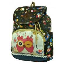 Рюкзак молодежный (арт. 201325) цвет разноцветный