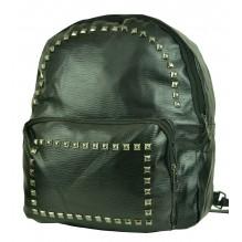 Рюкзак из Экокожи (арт. 201455) цвет черный