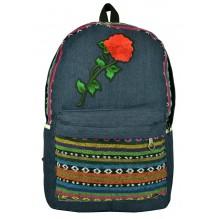 Рюкзак Молодежный (арт. 201457) цвет разноцветный