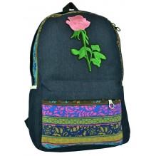 Рюкзак Молодежный (арт. 201448) цвет разноцветный