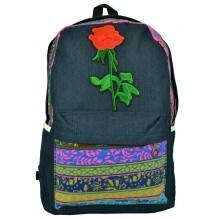 Рюкзак Молодежный (арт. 201458) цвет разноцветный