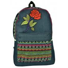 Рюкзак Молодежный (арт. 201408) цвет разноцветный