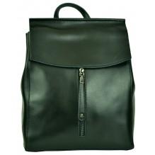 Рюкзак Сумка из Кожи (арт. 201071) цвет черный